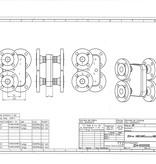 Vorschweißflansch DN25/PN40 in 1.4307