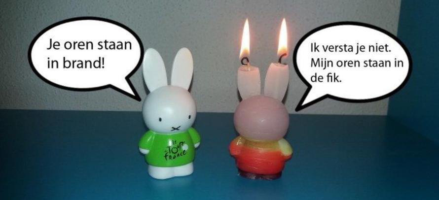 Zelf kaarsen gieten: Nijntje