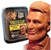 The Monster Makers Monster Clay