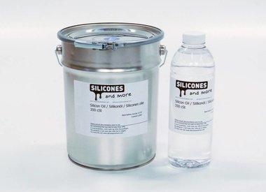 Silikonöl und Zusatzstoffe