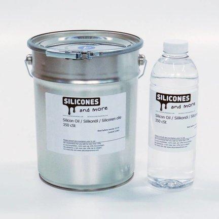 Siliconen additieven en olie