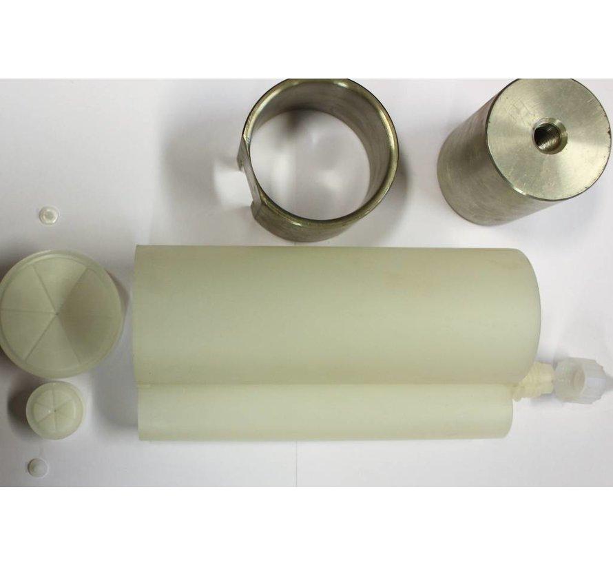 2-Komponenten Kartuschen ± 200 Stücke