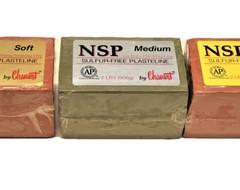 Chavant Clay NSP (2 lbs, 906 gr.)
