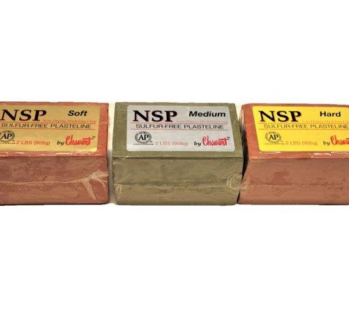 Chavant Chavant® Clay NSP Schwefelfreies Plastilin