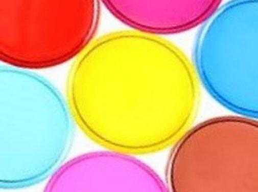 Transparante kleurstof voor polyurethaan en epoxy