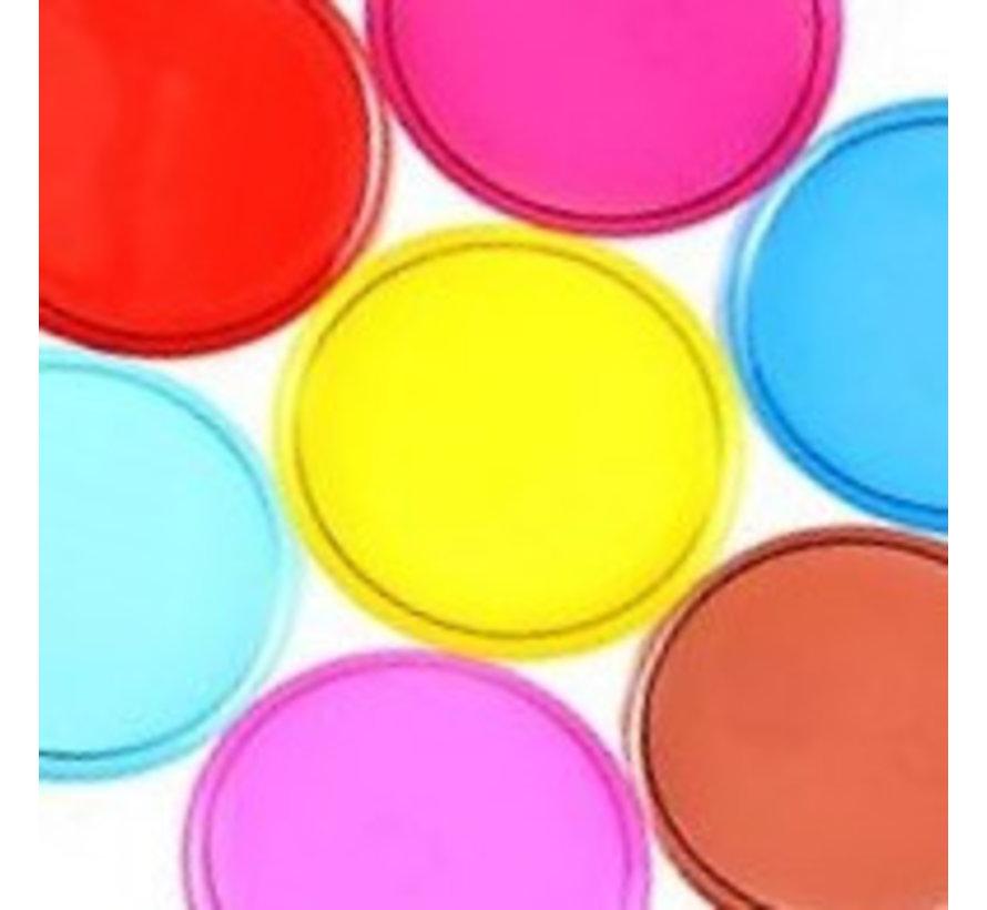 Transparent colourant  for polyurethane or epoxy resin (liquid)