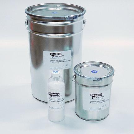 Condensation Curing Silicone rubber