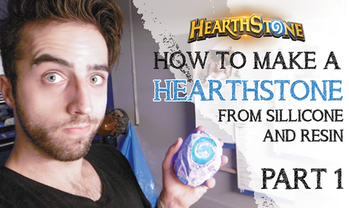 How to make a Hearthstone Part 1
