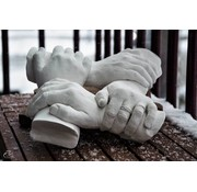 Bodycasting Kit - Ring of 4 hands
