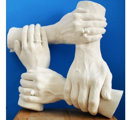 Bodycasting Set - Handenkrans