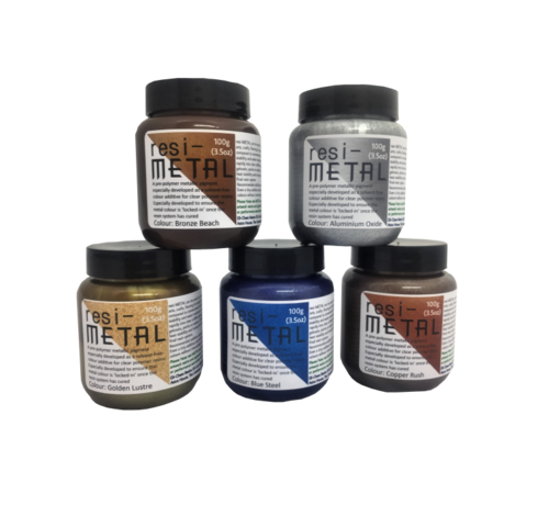 Eli-Chem Resins UK LTD resi-METAL Metallic Pigment 100 gram