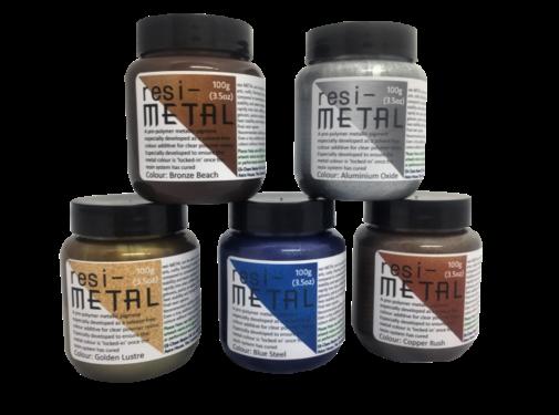 Eli-Chem Resins UK LTD resi-METAL Metallic Pigment