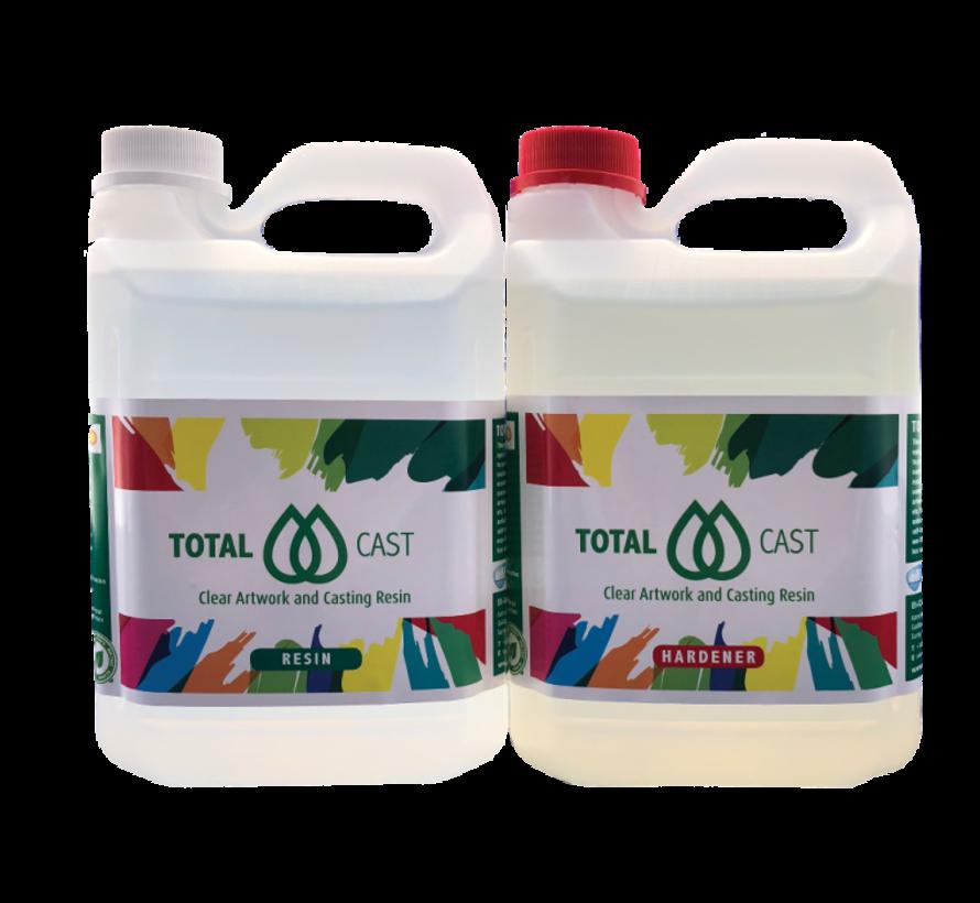 totalCAST Clear Art Epoxidharz