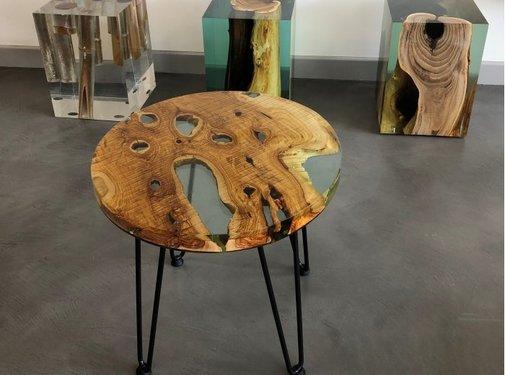 Eli-Chem Resins UK LTD Deep Cast Clear Art Casting Resin - for river tables