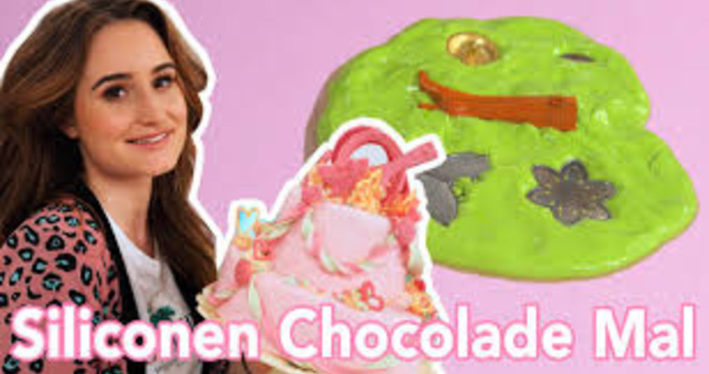 Siliconen Mal voor Chocolade