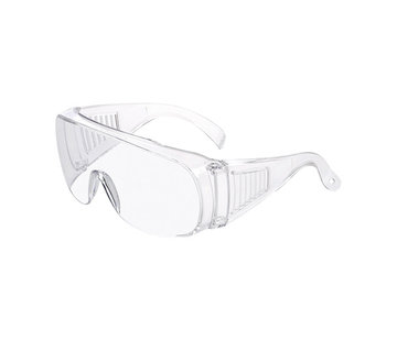 Univet Univet 520 clear (fit over glasses)