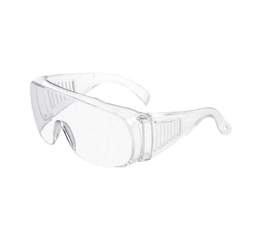 Univet 520 helder (overzetbril)