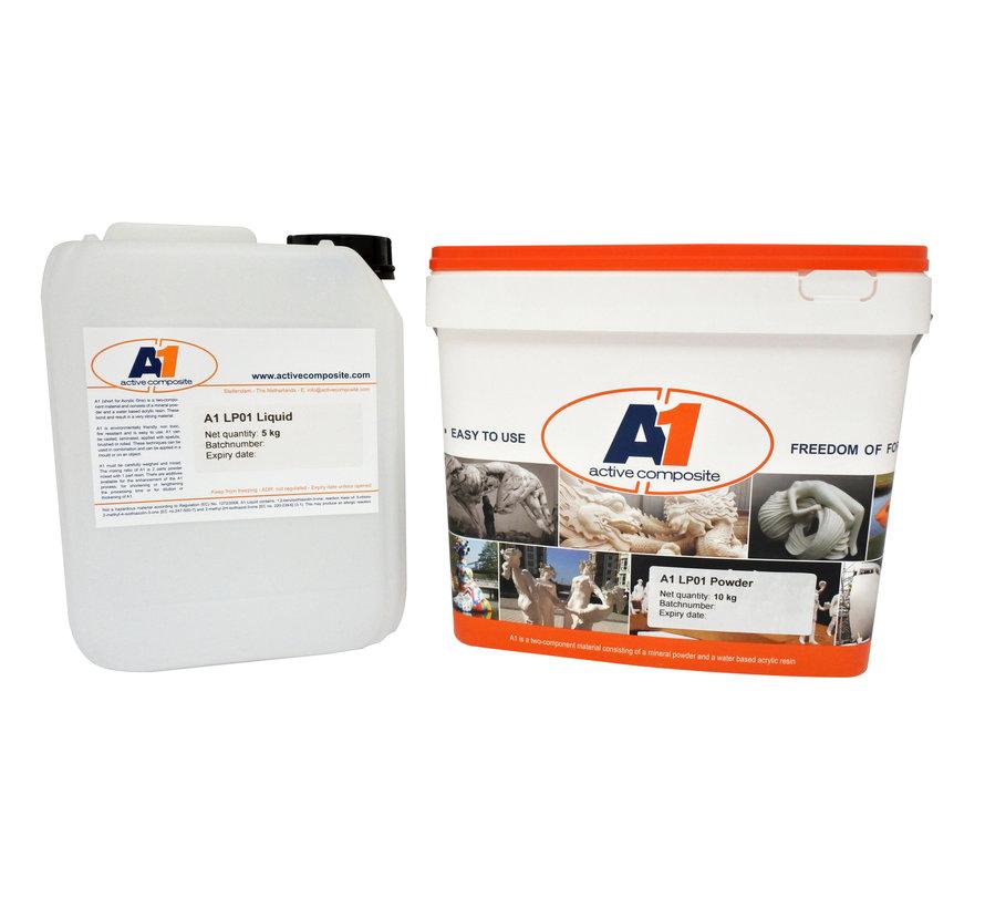 A1 Acrylhars