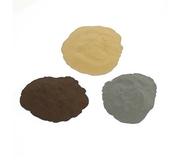 A1 Metal powder - bronze, iron or copper