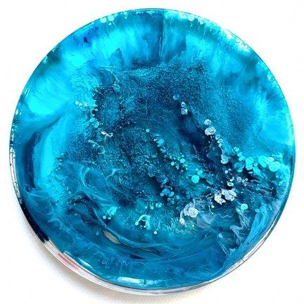 Epoxy giethars (resin), epoxy kneedpasta's, epoxy sets, voor objecten, tafels en meer.