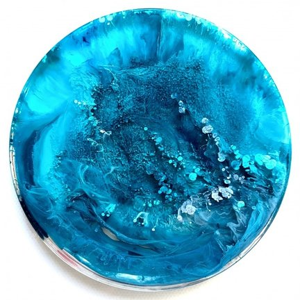 Epoxy or epoxy resin for casting and laminating