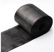 Koolstofband vierkant 200g/m² , 50 mm