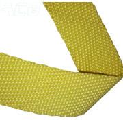Aramideband vierkant 160 g/m², 8 cm