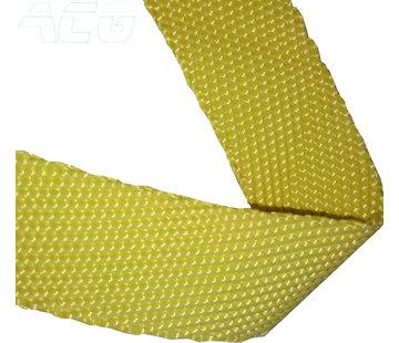 Aramideband vierkant 160 g/m², 10 cm