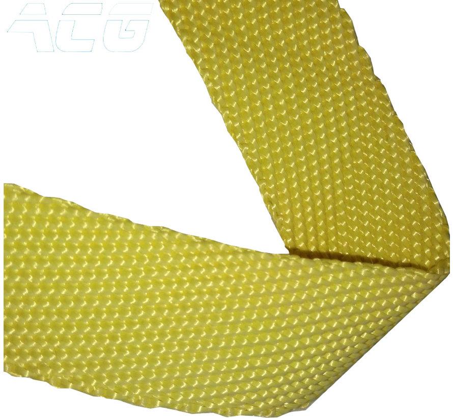 Aramide tape vierkant 160 g/m², 10 cm