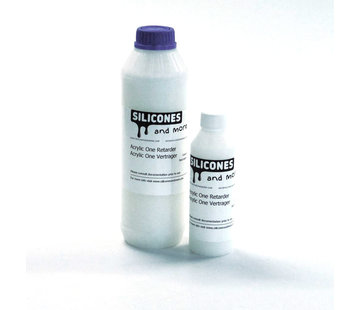 Acrylic resin Retarder