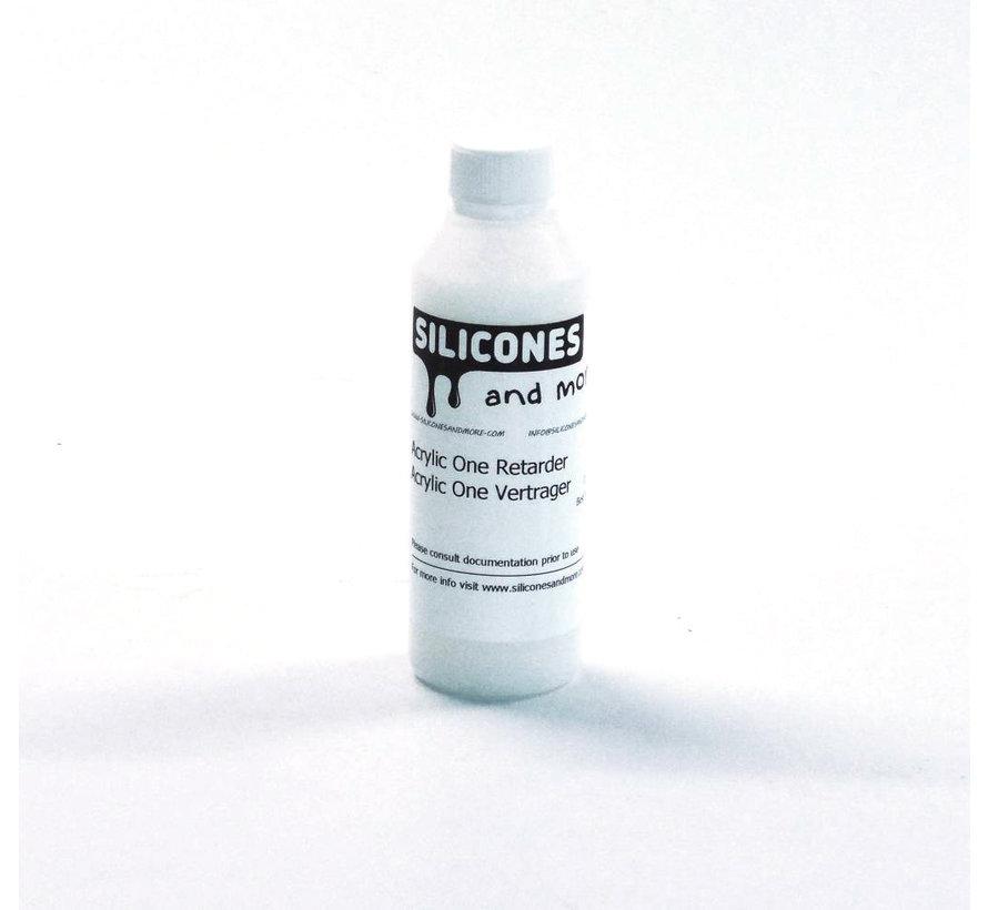 A1 Acrylhars Vertrager