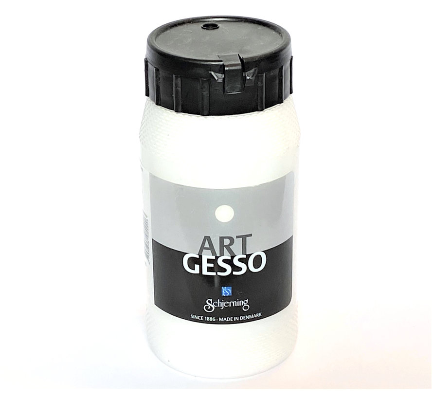 Art Gesso Wit 500 ml.