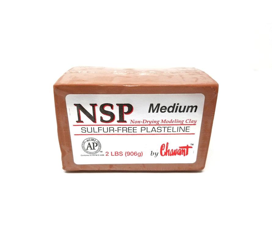 Chavant® Clay NSP Schwefelfreies Plastilin