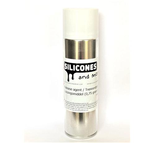 Lossingsmiddel spray, op wasbasis, 0,75g/cm³