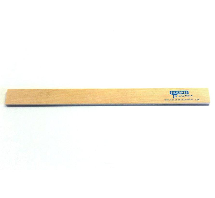 Mengspatel (Hout)