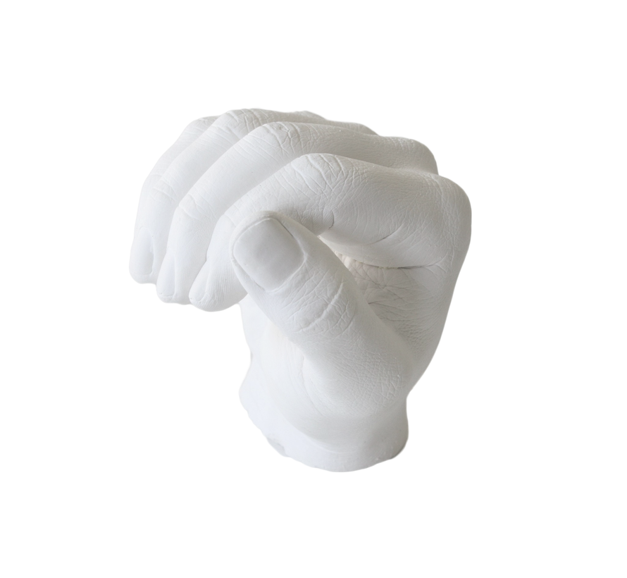 Porcelain gypsum plaster