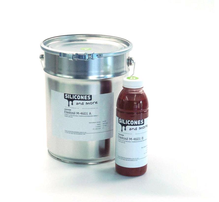 Silicone Addition  Elastosil M 4601 A/B