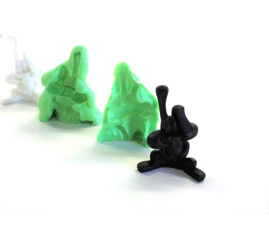 Plastique Culinair - Voedselveilige kneedbare siliconen