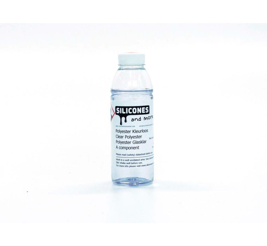 Polyester Clear Set