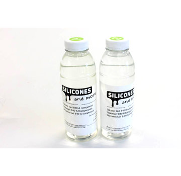 Silicone Addition Gel 840 Water Clear