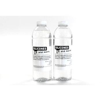 Silikon Addition Glasklar 0 Supersoft Set - SCHNELL