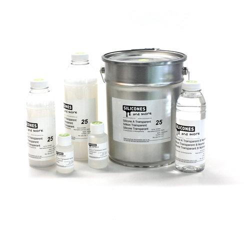 Siliconen Additie Transparant 25 Normaal