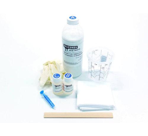 Silicone Condensation 20 Starter kit
