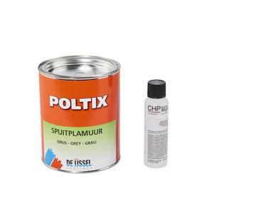 De IJssel Coatings Poltix Spuitplamuur