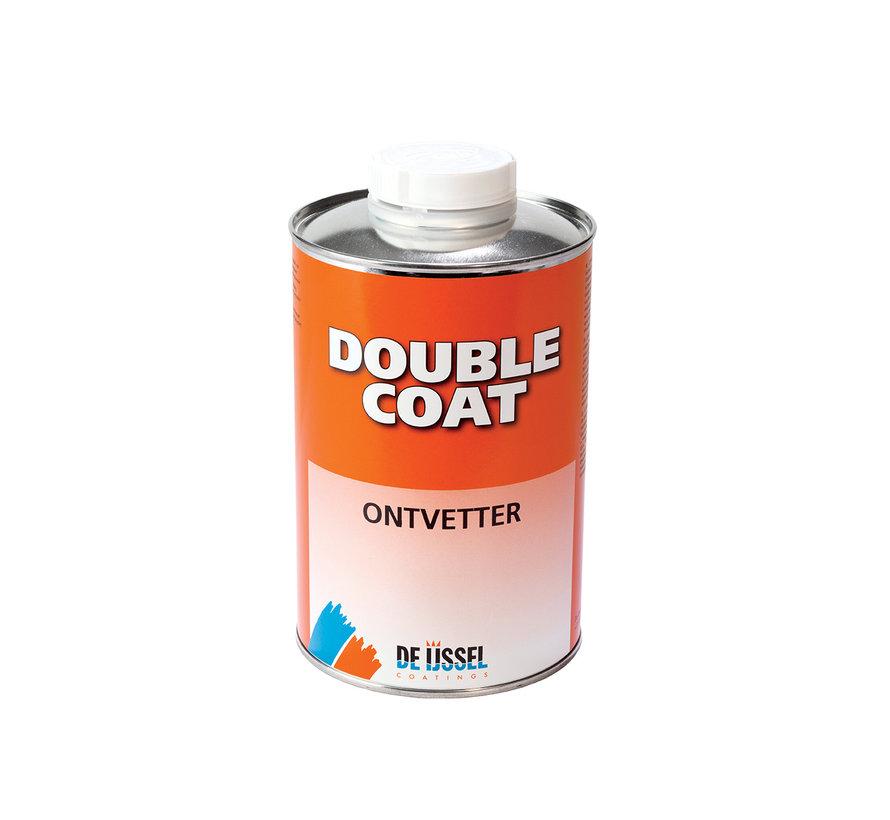 Double Coat Ontvetter