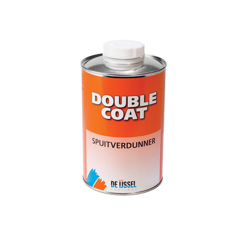 De IJssel Coatings Double Coat - Spuitverdunner