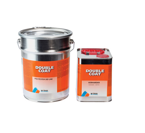 De IJssel Coatings DD lak Hoogglans Set
