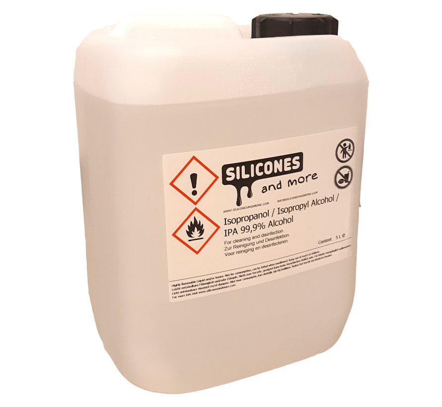 Isopropanol / Isopropylalkohol / IPA 99,9%