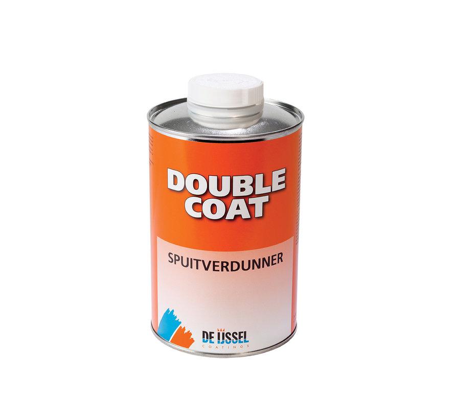 Double Coat - Spuitverdunner 60 traag