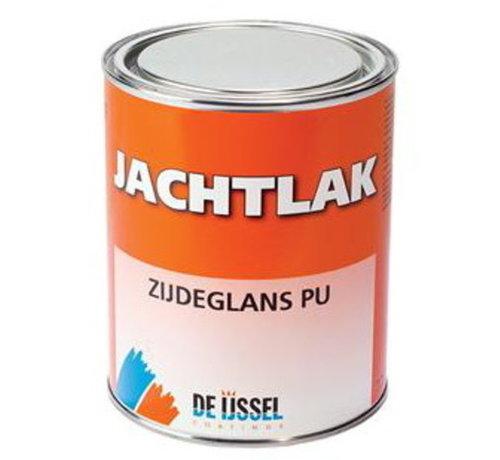 De IJssel Coatings Jachtlak PU Zijdeglans - 1 liter